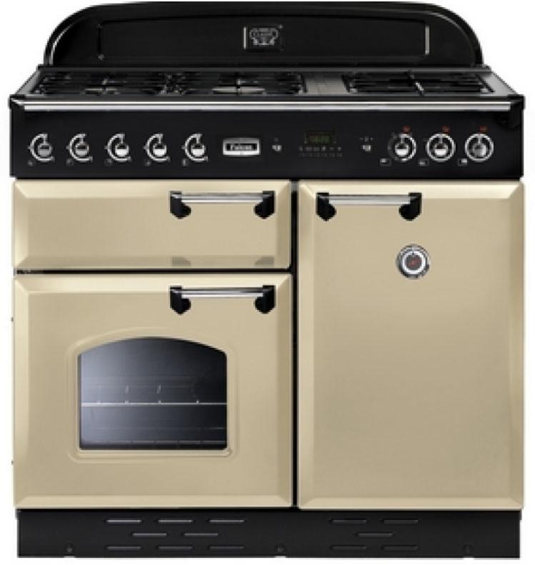 Falcon range cooker classic 100 gasherd standherd in for Geschirrspülmaschine 55 cm breit