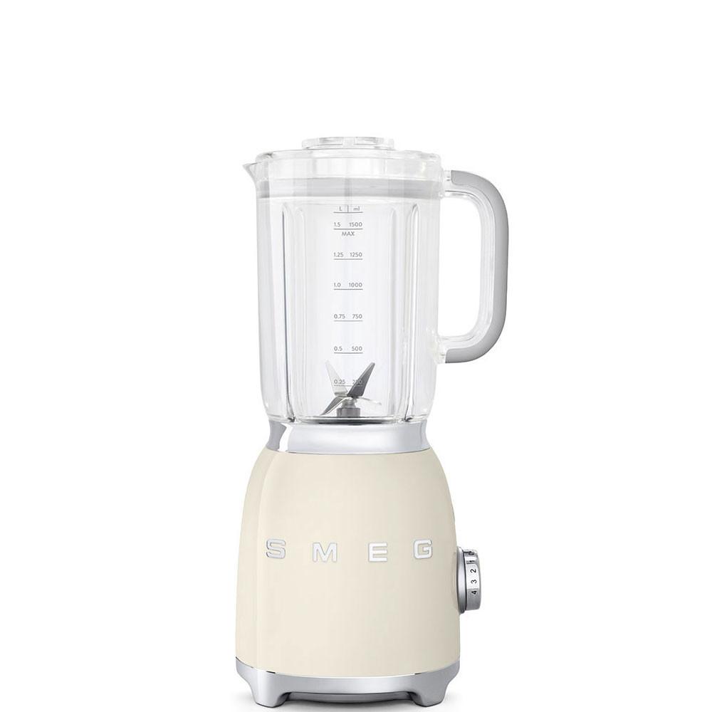 Smeg ·  BLF01CREU · 1,5 Liter Standmixer · 50s Style-Creme · NEU, IN OVP