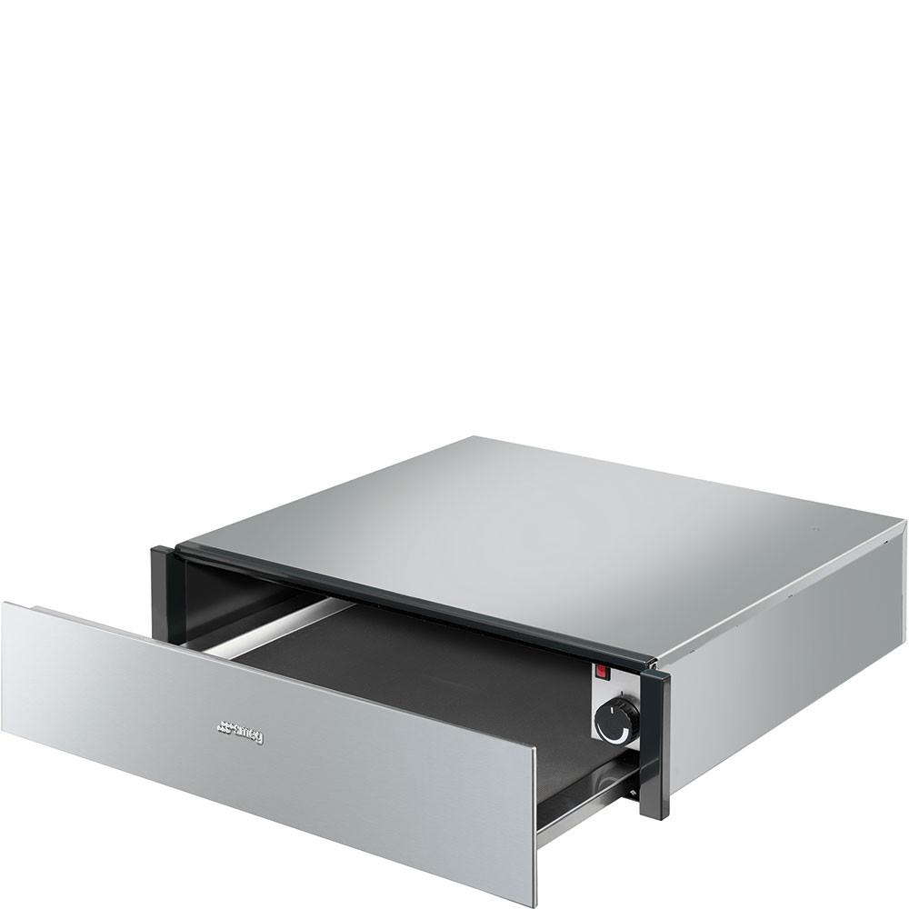 Smeg · CTP3015X · Designlinie Classici · Wärmeschublade Höhe 15 cm  · Edelstahl