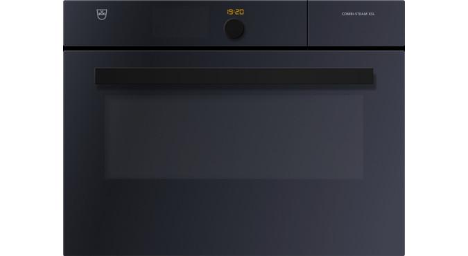 V-ZUG · Combi Steam XSL · Einbau-Dampfbackofen · 45 cm Höhe · Dampfgarer · 120 integrierte Rezepte