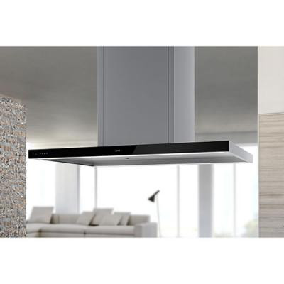 berbel bih 100 gl glassline inselhaube 100 cm smeg point essen falcon herde berbel. Black Bedroom Furniture Sets. Home Design Ideas