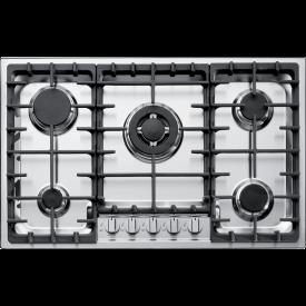 Barazza 80 cm Select Einbauelement 4 Brenner + 1 Dreikreisbrenner 1POF80