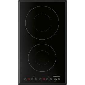 Barazza 30 cm Einbauelement Induktion 2 Induktions-Kochzonen mit Touch Control 1PI30IDN