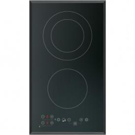 Barazza 30 cm Einbauelement Ceran 2 Kochzonen mit Touch Control 1PVTC3