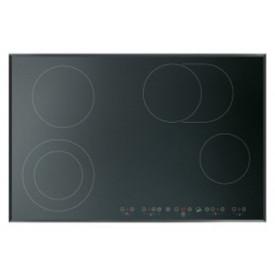 Barazza 75 cm Einbauelement Ceran 4 Kochzonen mit Touch Control 1PVTC7