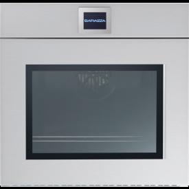 Barazza 1FVLTIMD Velvet Multiprogramm Plus - Edelstahlfront manuelle DREHTÜRE mit GRIFF 60cm