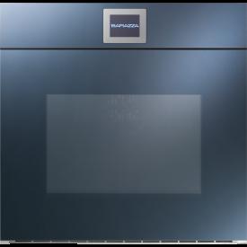 Barazza Velvet Touch Screen Einbaubackofen 1FVLT Multiprogramm Plus elektrisch öffnende DREHTÜRE 60 cm