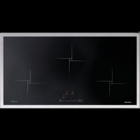 Barazza 90 cm LAB Einbauelement Induktion 3 Induktions-Kochzonen mit Touch Control 1PLB3IDN