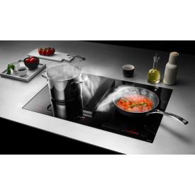 Concept Swiss Gourmet Pro  Induktionskochfeld mit Kochfeldabsaugung