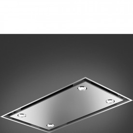 Smeg · KSCB90XE · Einbau-Deckenlüfter · 90cm