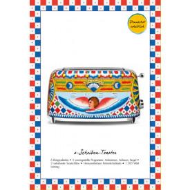 Smeg TSF02DGEU Toaster im Dolce & Gabbana Design