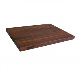 Boos Blocks Black Walnut Schneidebrett 61x46x4 cm / Walnuss-Langholz