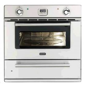 Ilve · 600LZE4-WD · Einbaubackofen mit Pizzaofen - 400 Grad Hitze · inclusive Wärmeschublade Edelstahl