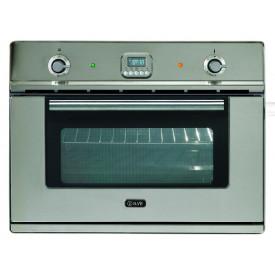 Ilve · 645LZE4 · Kompakt Einbaubackofen mit Pizzaofen - 400 Grad Hitze · Edelstahl