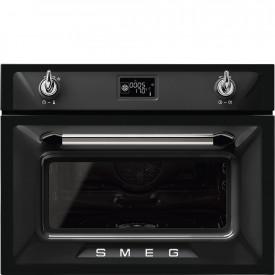 Smeg · SF4920VCN1 · Einbau-Kompakt-Dampfbackofen · 45 cm
