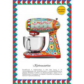 Smeg SMF03DGEU Küchenmaschine im Dolce & Gabbana Design