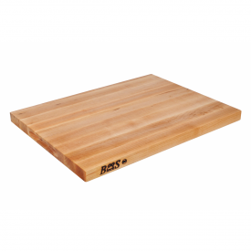 Boos Blocks Pro Chef-Lite Schneidebrett 51x38x3 cm / Ahorn-Langholz
