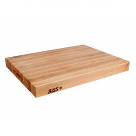 Boos Blocks Pro Chef Schneidebrett 61x46x6 cm / Ahorn-Langholz