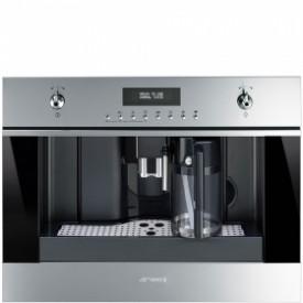 Smeg · CMS6451X · Designlinie Classici · Einbau-Kompakt-Kaffeevollautomat · 60x45 cm Edelstahl