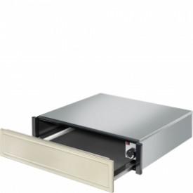 Smeg · CTP7015P · Designlinie Cortina · Wärmeschublade · 60 cm Creme