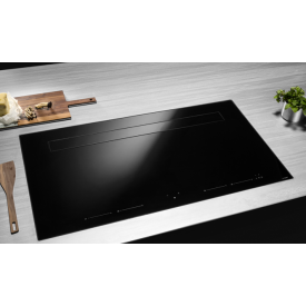 Concept Swiss Gourmet XL Induktionskochfeld mit Kochfeldabsaugung