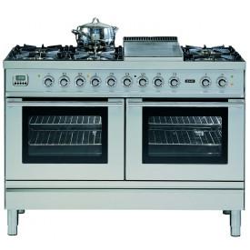 Ilve · PD-120 · Hi-Tech Professional Plus · Gas Standherd in 4 Farben verfügbar