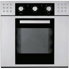 Barazza Select Einbaubackofen 60 cm Multifunktion Plus 1FSLMI
