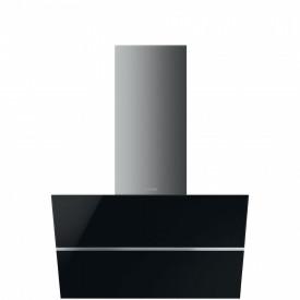 Smeg · KCV80NE · Neutrales Design · Dekor-Wandhaube Kopffrei · 80 cm-Schwarzglas