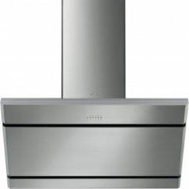 Smeg · KL190XE · Designlinie Linea · Dekorwandhaube Kopffrei 90 cm · Edelstahl