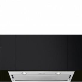 Smeg ·  KSEG78PXE · Neutrales Design · Einbau-Lüfterbaustein 77 cm · Edelstahl