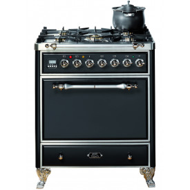 Ilve · MC-76 · Majestic Country Cooking Block 76 cm · in 7 Farben verfügbar