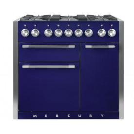 Farbe: Blueberry (Abbildung zeigt Version mit Gas-Kochfeld)