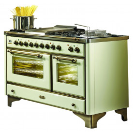 Ilve · MS-120 · Majestic Cooking Block Standherd  · 120 cm in 7 Farben verfügbar