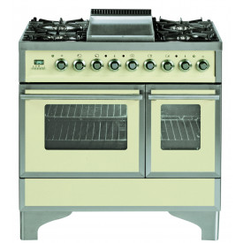 Ilve · QDC-90 · Quadra Classic Cooking Block Standherd   · in 5 Farben verfügbar