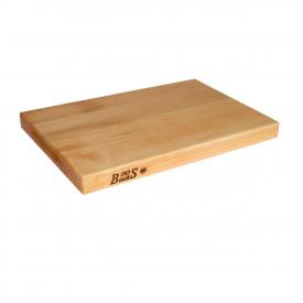 Boos Blocks Pro Chef Schneidebrett 46x31x4 cm / Ahorn-Langholz