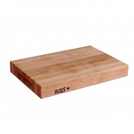 Boos Blocks Pro Chef Schneidebrett 46x31x6 cm / Ahorn-Langholz