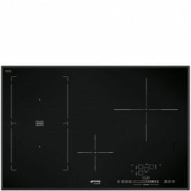 Smeg · SIM581B · Einbau-Induktionskochfeld 77cm · Facettenschliff · schwarz