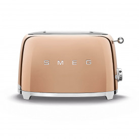 Smeg · Toaster · TSF01RGEU · Rose Gold