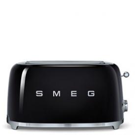Smeg · TSF02 · 4-Scheiben-Toaster · 50s Retro Style