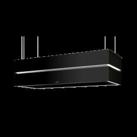 Berbel BDL135 SKE-S Deckenlifthaube Skyline Edge Sound schwarz-glas