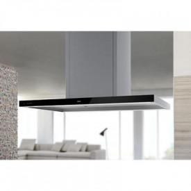 BERBEL BIH 100 GL Glassline Inselhaube 100 cm