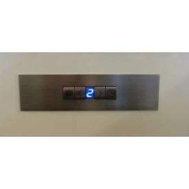 O+F A-Line EDS Plus 816 externes Bedienpanel für Deckenhauben Edelstahl