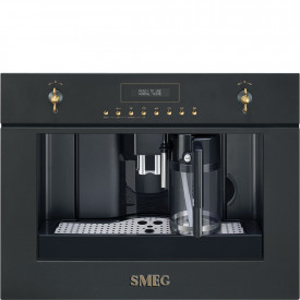 Smeg · CMS8451A · Einbau-Kompakt-Kaffeevollautomat · 60cm · Anthrazit