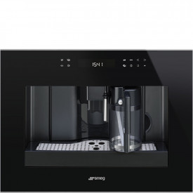 Smeg · CMS4601NX · Einbau-Kompakt-Kaffeevollautomat · 45 cm