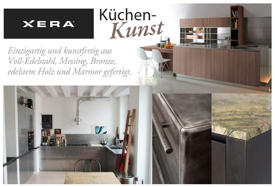 Küchen Collage XERA