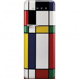 smeg FAB28RDMC3 Multicolor