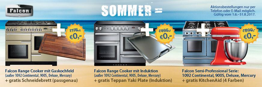 Falcon Sommer-Bonus Aktion 2017