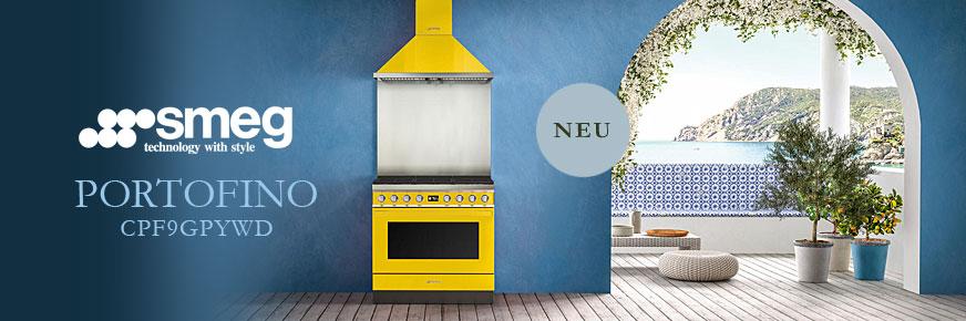 NEU: Smeg Portofino Range Cooker